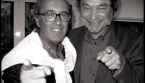with Giancarlo Maiocchi