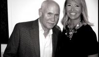 with Steve Mc Curry